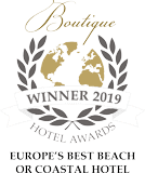 Boutique Hotel Awards logo