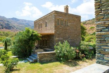 Onar Andros 5 guests stone house gallery image 3
