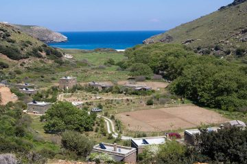 Onar Andros 5 guests stone house gallery image 8