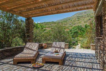 Onar Andros 7 guests villa gallery image 3