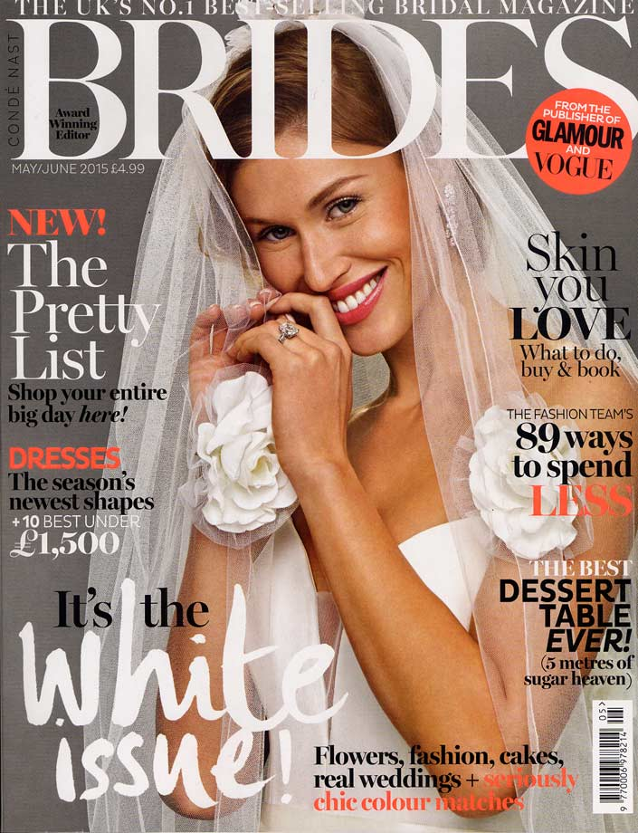 BRIDES COVER MAY 2015