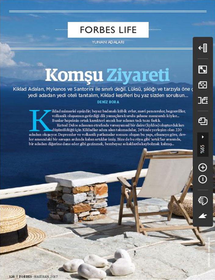 Forbes Turkey