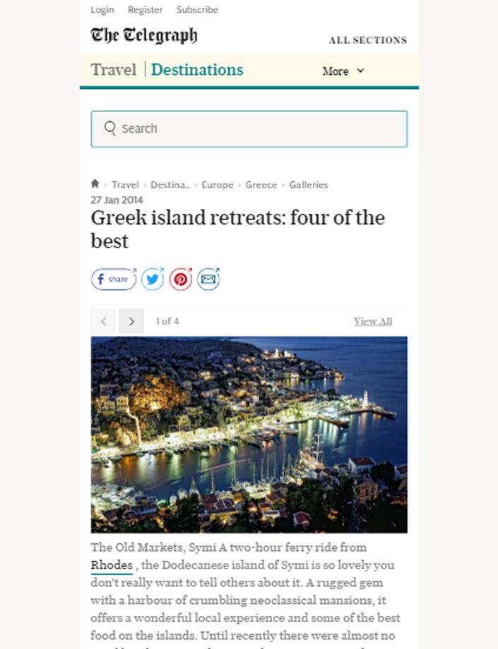 The telegraph.co.uk (2014)